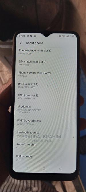 New Itel P36 16 GB Black | Mobile Phones for sale in Kaduna State, Kaduna / Kaduna State