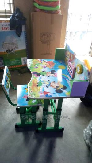 Children Study Table and Chair   Children's Furniture for sale in Lagos State, Gbagada