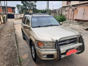 Nissan Pathfinder 2001 Automatic Gold | Cars for sale in Lagos State, Ikeja