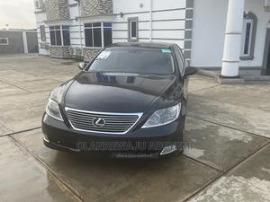 Lexus LS 2009 460 AWD Black | Cars for sale in Lagos State, Abule Egba