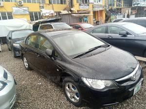 Honda Civic 2007 1.8i-Vtec EXi Automatic Black   Cars for sale in Abuja (FCT) State, Garki 2