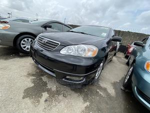Toyota Corolla 2007 Black   Cars for sale in Lagos State, Apapa