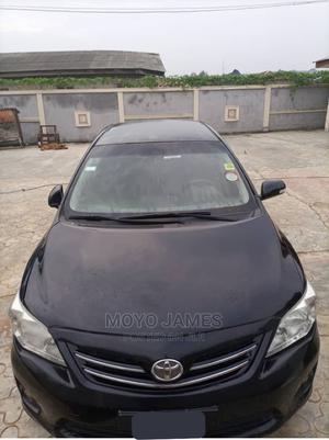 Toyota Corolla 2013 Black | Cars for sale in Lagos State, Ikotun/Igando