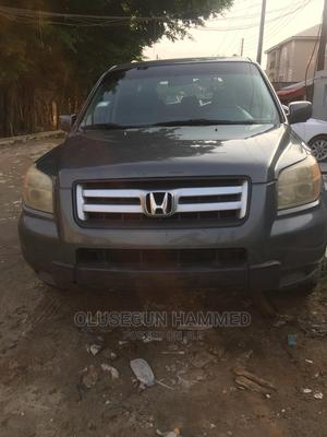 Honda Pilot 2008 EX 4x4 (3.5L 6cyl 5A) Gray   Cars for sale in Lagos State, Lekki