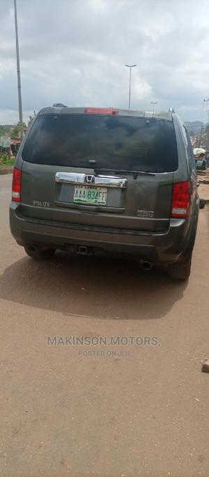 Honda Pilot 2010 Gray | Cars for sale in Ekiti State, Ado Ekiti