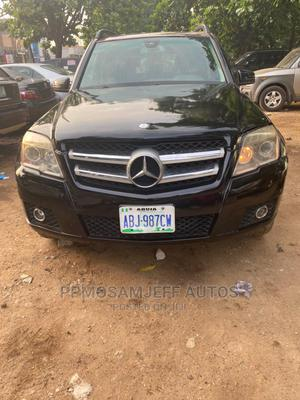 Mercedes-Benz GLK-Class 2010 350 4MATIC Black   Cars for sale in Lagos State, Surulere