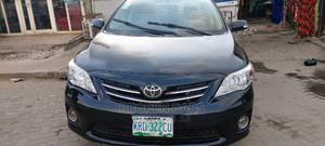 Toyota Corolla 2008 Black | Cars for sale in Lagos State, Surulere