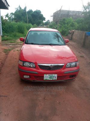Mazda 626 1998 Red   Cars for sale in Ogun State, Abeokuta South