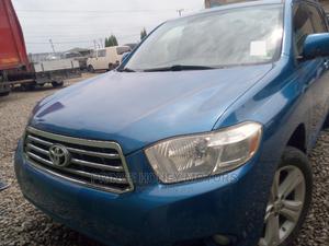 Toyota Highlander 2008 Limited Blue | Cars for sale in Lagos State, Alimosho