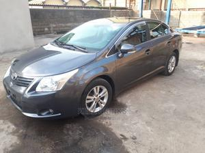 Toyota Avensis 2010 Gray | Cars for sale in Lagos State, Oshodi