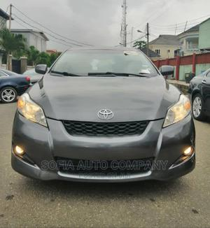 Toyota Matrix 2010 Gray | Cars for sale in Lagos State, Ikeja