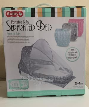 Portable Baby Crib With Net   Children's Furniture for sale in Abuja (FCT) State, Wuse