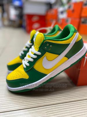 Nike Dunk Low SP Brazil Sneakers Original   Shoes for sale in Lagos State, Surulere
