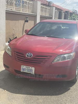 Toyota Camry 2008 2.4 LE Red | Cars for sale in Abuja (FCT) State, Lugbe District