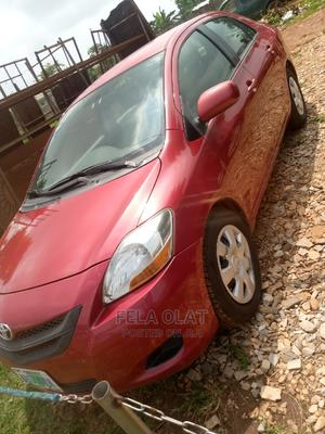 Toyota Yaris 2007 1.0 VVT-i Red   Cars for sale in Ondo State, Akure