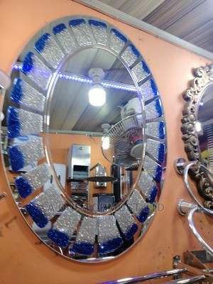 Round Mirror | Home Accessories for sale in Lagos State, Orile