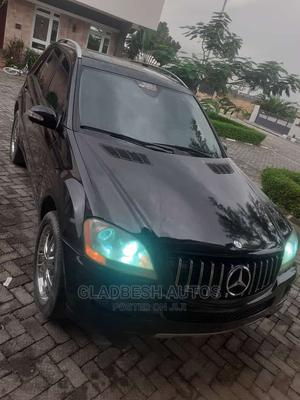 Mercedes-Benz M Class 2008 Edition 10 ML 350 4Matic Black | Cars for sale in Lagos State, Lekki
