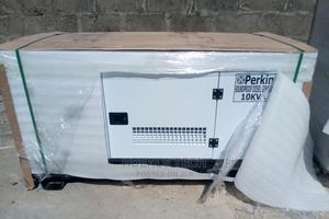 Perkins 10kva Soundproof Engine Generator   Electrical Equipment for sale in Lagos State, Ajah