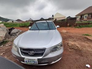 Hyundai Sonata 2006 Silver | Cars for sale in Abuja (FCT) State, Gwarinpa