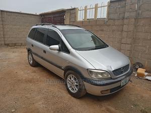 Opel Zafira 2001 Silver | Cars for sale in Kaduna State, Zaria