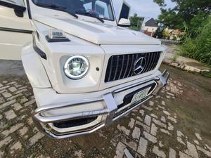 Mercedes-Benz G-Class 2008 Base G 55 AMG 4x4 White   Cars for sale in Lagos State, Ikoyi