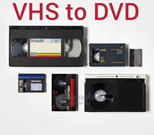 VHS to DVD Conversion | Computer & IT Services for sale in Lagos State, Lekki