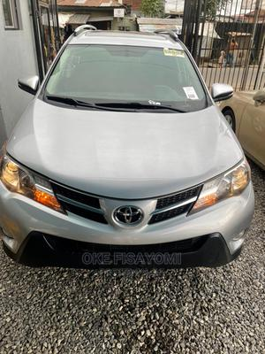 Toyota RAV4 2013 Silver | Cars for sale in Lagos State, Ilupeju