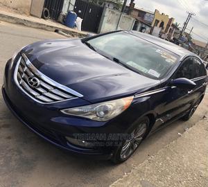 Hyundai Sonata 2011 Blue | Cars for sale in Lagos State, Ikeja