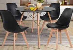 Quality Guaranteed Modern Multipurpose Round 4seaters Table   Furniture for sale in Lagos State, Ojo