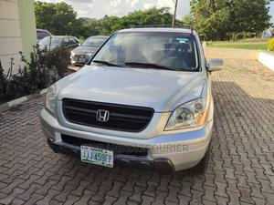 Honda Pilot 2005 EX 4x4 (3.5L 6cyl 5A) Silver | Cars for sale in Oyo State, Ibadan