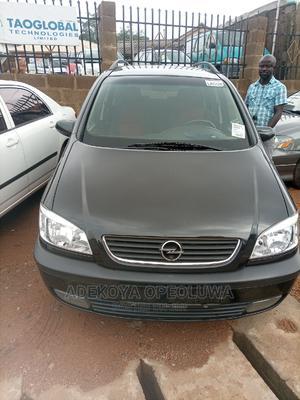 Opel Zafira 2001 2.2 Black | Cars for sale in Oyo State, Ibadan