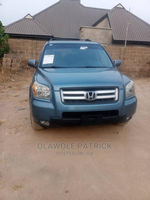 Honda Pilot 2006 EX-L 4x4 (3.5L 6cyl 5A) | Cars for sale in Oyo State, Oluyole