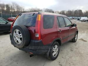 Honda CR-V 2003 Red | Cars for sale in Lagos State, Maryland