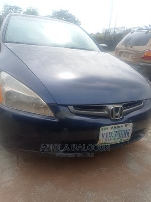 Honda Accord 2005 Blue | Cars for sale in Ogun State, Abeokuta South
