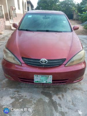 Toyota Camry 2003 Red   Cars for sale in Ondo State, Akure