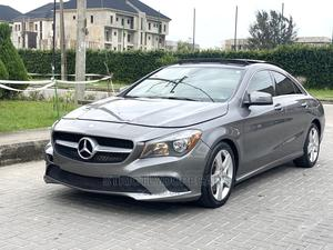 Mercedes-Benz CLA-Class 2015 Gray   Cars for sale in Lagos State, Lekki