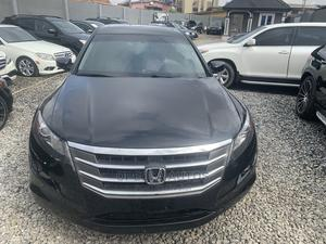 Honda Accord CrossTour 2010 Black | Cars for sale in Lagos State, Ogba