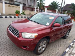 Toyota Highlander 2009 Sport 4x4 Red   Cars for sale in Lagos State, Amuwo-Odofin