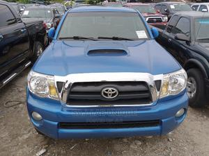Toyota Tacoma 2009 X-Runner V6 Blue | Cars for sale in Lagos State, Apapa