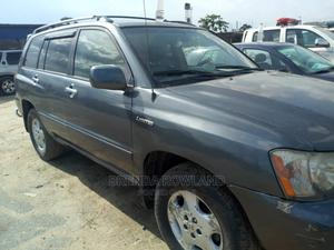 Toyota Highlander 2004 V6 AWD Blue | Cars for sale in Imo State, Owerri