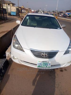Toyota Solara 2008 White | Cars for sale in Ogun State, Ijebu Ode