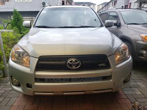 Toyota RAV4 2010 3.5 Limited 4x4 Silver | Cars for sale in Lagos State, Lekki