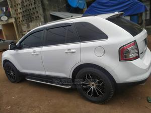 Ford Edge 2008 White | Cars for sale in Lagos State, Mushin