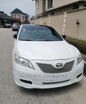 Toyota Camry 2007 White   Cars for sale in Lagos State, Alimosho