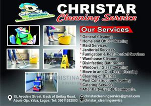 Christar Cleaning Service | Cleaning Services for sale in Lagos State, Lekki
