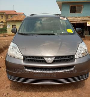 Toyota Sienna 2004 LE FWD (3.3L V6 5A) Brown | Cars for sale in Lagos State, Ikorodu