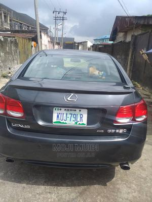 Lexus GS 2008 350 AWD Gray   Cars for sale in Rivers State, Port-Harcourt