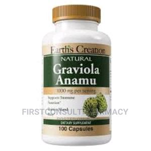 Earth's Creation Graviola Anamu | Vitamins & Supplements for sale in Lagos State, Surulere
