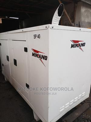 Mikano 40KVA   Electrical Equipment for sale in Lagos State, Ikeja
