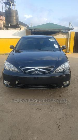 Toyota Camry 2005 Black   Cars for sale in Lagos State, Amuwo-Odofin